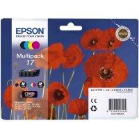 Картридж Epson XP33/203/303 (Claria Home 17) 4clr MP (C13T17064A10)