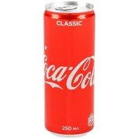 Кока-Кола 0,330 л. банка