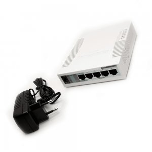 MikroTik Routers Gigabit (RB260GS)