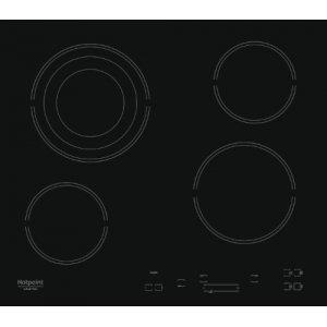 Электрическая варочная поверхность Hotpoint-Ariston HAR 643 T A (Black)