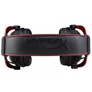 Наушники Kingston HyperX Cloud II / Red (KHX-HSCP-RD)