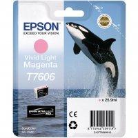 Kartric Epson T760 SC-P600 Light Magenta (C13T76064010)