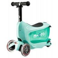 Самокат Micro Mini2go Mint Deluxe (MMD017)