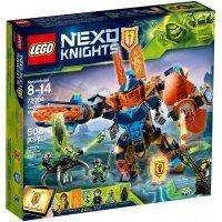 КОНСТРУКТОР LEGO Nexo Knights Решающая битва роботов (72004)