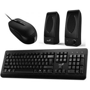 Keyboard Mouse Speaker Genius (KMS-U130)