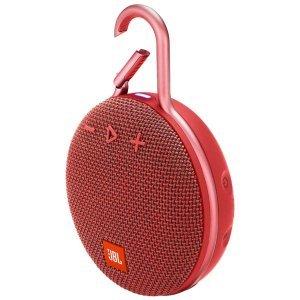 Акустическая система JBL CLIP 3 Red (JBLCLIP3RED)