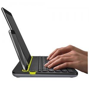 Клавиатура Logitech® Bluetooth® Multi-Device Keyboard K480 (920-006368)