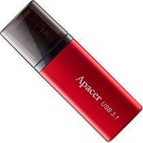 Flesh yaddaş USB Apacer 16 GB USB 3.1 Gen1 AH25B Sunrise / Red (AP16GAH25BR-1)