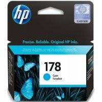 Струйный картридж HP № 178 CB318HE (Голубой)