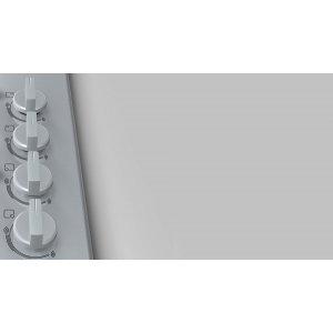 Газовая варочная поверхность Bosch PBP6C5B60Q (Gray)