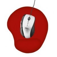 Коврик для мыши Trust Gel Mouse Pad - red (20429)