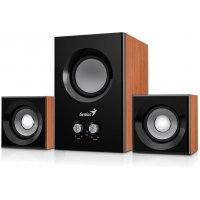 Akustik sistem Genius SW-2.1 375 (Brown)
