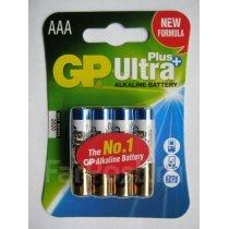 Батарейка GP Ultra Plus Alkaline AAA 4 шт-bakida-almaq-qiymet-baku-kupit