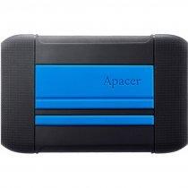 Внешний жёсткий диск Apacer 2 TB USB 3.1 Portable Hard Drive AC633 Blue Shockproof (AP2TBAC633U-1)-bakida-almaq-qiymet-baku-kupit