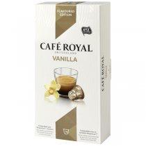 Кофе в капсулах Cafe Royal Vanilla 10 шт ( совместимые с кофемашинами Nespresso)-bakida-almaq-qiymet-baku-kupit