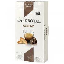 Qəhvə kapsulları Kafe Royal Badam 10 əd (Nespresso qəhvə maşınlarına uyğundur)-bakida-almaq-qiymet-baku-kupit