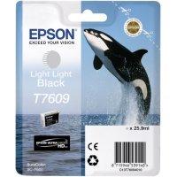 Картридж Epson T706 SC-P600 light Gray (C13T76094010)