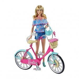 Игра MATTEL Barbie® Bike(DVX55)