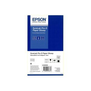 Бумага Epson SureLab Pro-S Paper Glossy 4x65 2 rolls (C13S450060)