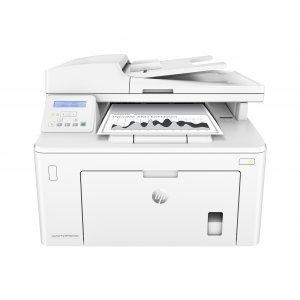 Принтер HP LaserJet Pro MFP M227sdn A4, A5, A6, B5 (JIS), конверты (G3Q74A)