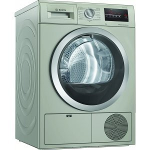 Стиральная машина Bosch WTN8543SME / 8 кг (Silver inox)