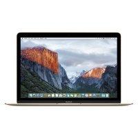 Ноутбук Apple MacBook 12: 1.2GHz dual-core Intel Core m3, 256GB - Gold (MNYK2RU/A)