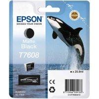 Картридж Epson T760 SC-P600 Matte Black (C13T76084010)