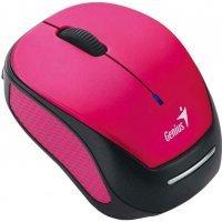Беспроводная мышь Genius Micro Traveler 9000R Pink (31030108101)