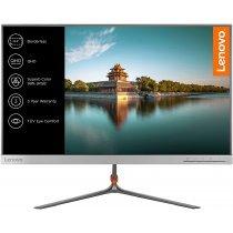 Monitor Lenovo L24q-10 SLIM SILVER/23.8' (65CFGAC3EU)-bakida-almaq-qiymet-baku-kupit