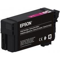 Картридж Epson UltraChrome XD2 Magenta T40D340(50ml) (C13T40D340)-bakida-almaq-qiymet-baku-kupit