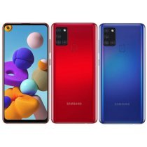 Smartfon Samsung Galaxy A21S / 32GB (Black, Blue,Red)