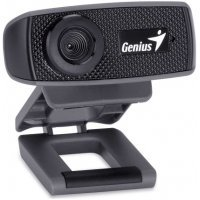 Веб Камера Genius FaceCam 1000X V2 (HD/MF/USB 2.0/UVC/3x DZ) (32200223101)