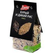 Bravolli Смесь бурый и дикий рис, 350 г-bakida-almaq-qiymet-baku-kupit