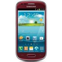 Смартфон Samsung GALAXY S 3 mini - I8190 (red)