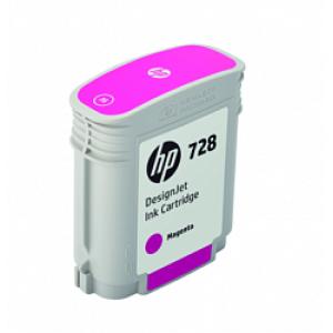 Cərəyan kartric HP № 728 F9J62A (Пурпурный)