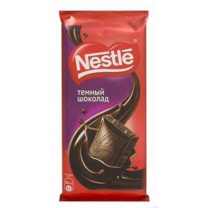 Нестле темный шоколад 70% 90 гр.
