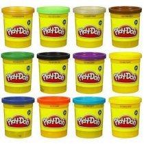 Hasbro Игровой набор для лепки Play-Doh «Баночка» (B6756)-bakida-almaq-qiymet-baku-kupit