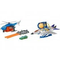 MATTEL Набор игрушек Hot Wheels Super SWAT copter (FDW70)-bakida-almaq-qiymet-baku-kupit
