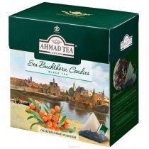 Чай Ahmad Tea Sea Buckthorn Candies черный с облепихой 20 пак-bakida-almaq-qiymet-baku-kupit