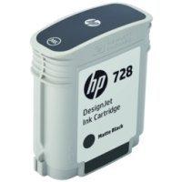 Струйный картридж HP № 728 F9J64A (Матовый черный)