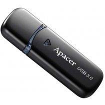 Flesh yaddaş USB Apacer 64 GB USB 3.1 Gen1 AH355 Panther 64GB / Black (AP64GAH355BP-1)