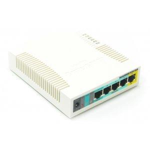 MikroTik Wi-Fi роутер (RB951Ui-2HnD)