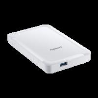 Внешний Apacer 2 TB USB 3.1 Gen 1 Portable Hard Drive AC532 White Shockproof (AP2TBAC532W-1)