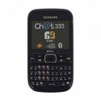 Смартфон Samsung S3332 ( black)