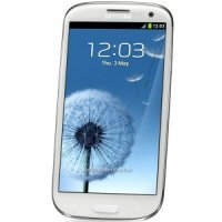 Смартфон Samsung GALAXY S3 (GT-I9300) 16 GB (white)