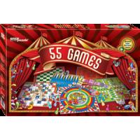 OYUNCAQ STOL ÜSTÜ (55 GAMES)