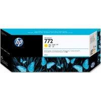Струйный картридж HP № 772 CN630A (Желтый)