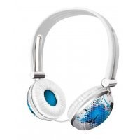 Наушники Trust Urban Revolt Headset - Evening Cool (17558)