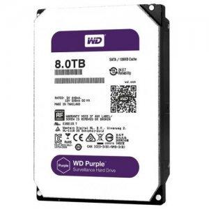 Внутренний HDD WD 3.5'' 8TB SATA (WD80PURZ)