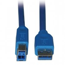 Cable Tripp Lite USB 3.0 SuperSpeed Device Cable 3' (0,9m) (U322-003)